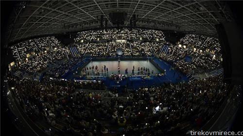 публика на светското првенство во одбојка