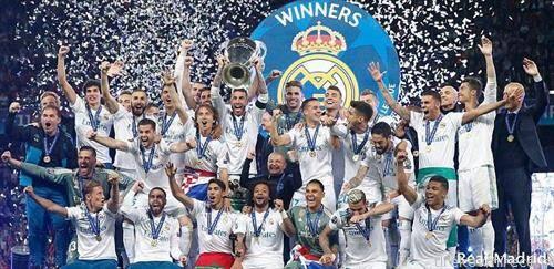 реал мадрид е победник на Лигата на шампионите