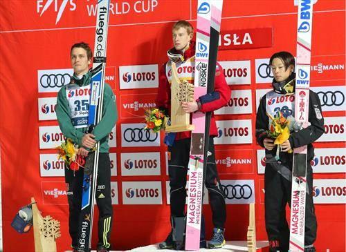 скокачот Климов е прв Русин победник во ски скокови во светскиот куп, во Висла Полска