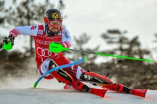 Австриецот Хиршер е победник во првата трка од скијачката сезона во Леви во слалом