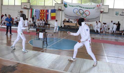Меѓународен турнир по мечување Солидарност во Скопје