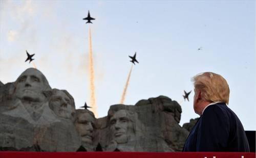САД го слави 4-ти јули денот на независноста