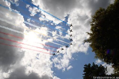 француската авијација за 75 години од десантот на Нормандија