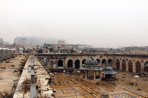 алепо, Сирија деновиве