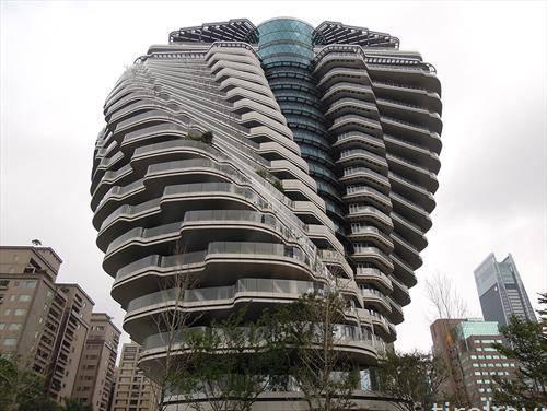 архитектонско дело во Тајван