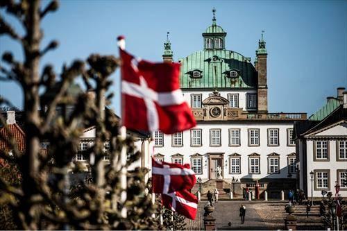 данската кралица маргерет слави 80-ти роденден