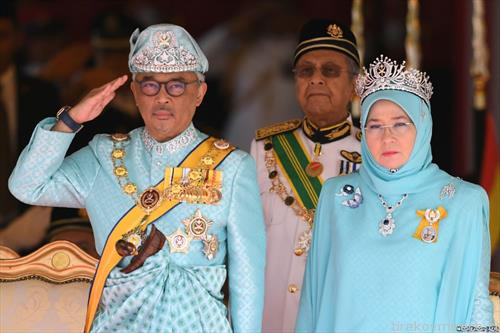 Малезија го круниса својот 16 по ред крал кој доаѓа на таа позиција според нивниот ротирачки монархиски систем