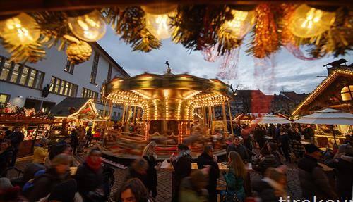Божикни радости во Германија
