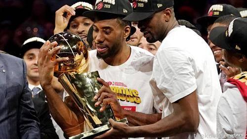 кошаркарите на Торонто репторс ја освоија титулата во НБА лигата