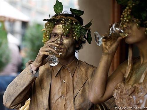 вински фестивал во Грузија