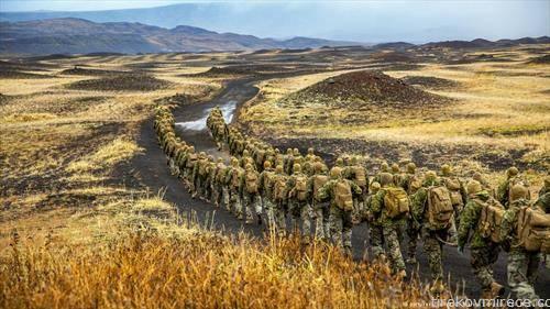 најголеми воени маневри на НАТО по Студената војна. 50 илјади војници Алијансата две недели ќе симулираат одбрана од инвазија во тешките услови во Норвешка