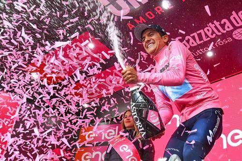 Еквадорецот Чиапаз е победник на велосипедската трка Џиро