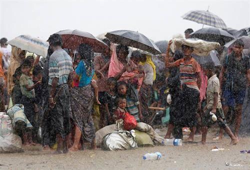 125 илјади бегалци Рохиа, го напушија Мијанмар