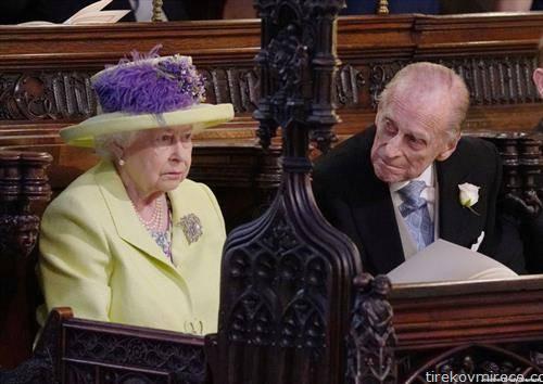 Британската кралица Елизабета Втора го прослави 93. роденден