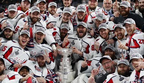 хокеарите на Вашингтон капитол се победници на НХЛ лигата