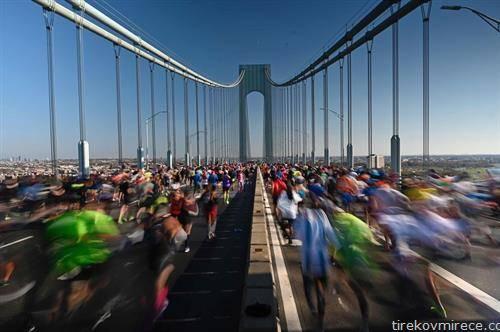 маратонот во Њујорк