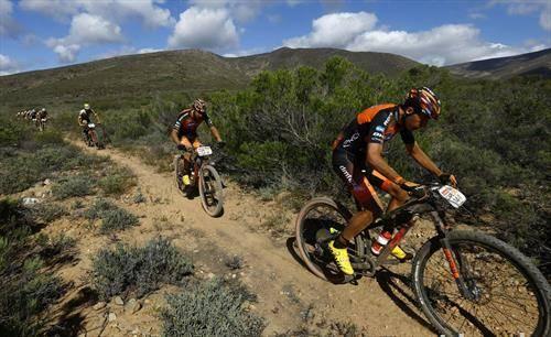 велосипедска трка во Јужна Африка, по земјен пат. Учеснците ќе минат 658 јм
