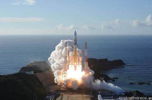 Обединетите Арапски Емирати  ја лансираа сондата Хоупкон  кон Марс. Хоуп треба да помине 500 милиони километри пред да стигне на својата дестинација во февруари 2021,