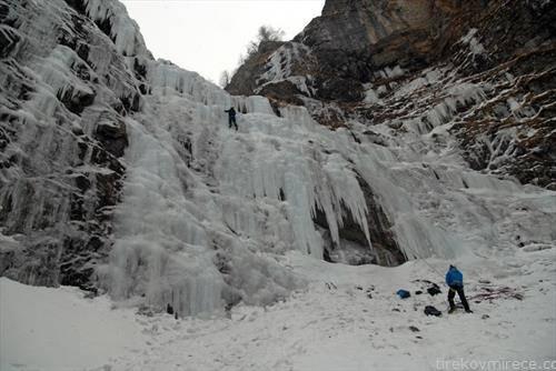 Мразеви на Патишка Река, на скопска Црна гора