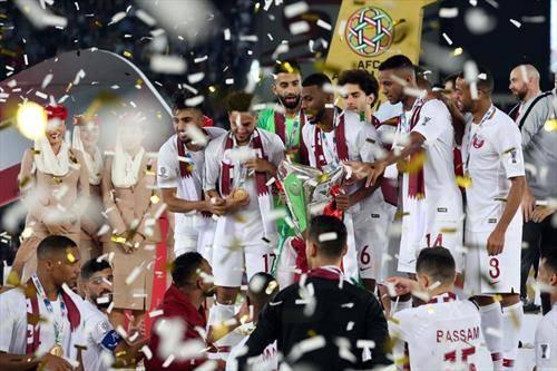 фудбалерите на Катар се победници на азискиот фудбалски куп