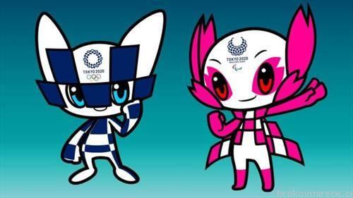 Јапонија избра футуристички суштества кои имаат супермоќи како маскоти на следната Летна олимпијада, што ќе се одржи во Токио во 2020 година