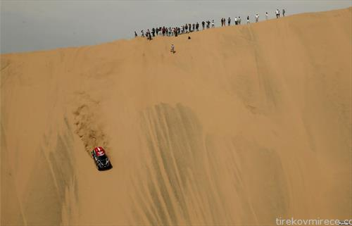 започна авто релито Дакар, од Перу