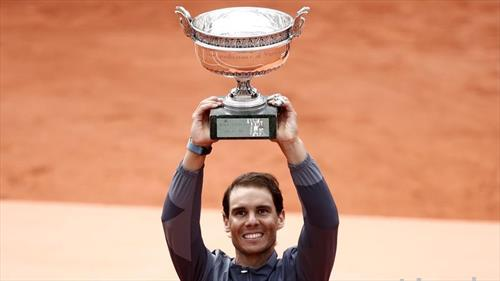 тенисерот Надал по 12 пат го освои Ронал гарос