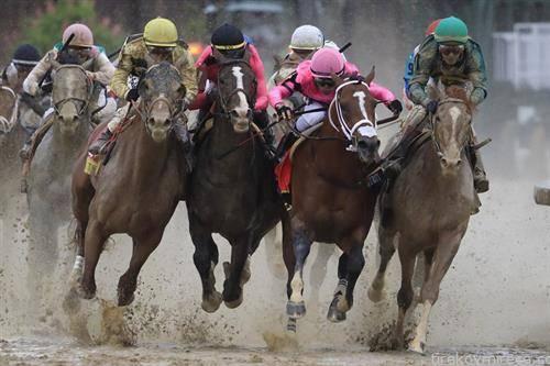 Кентаки коњичката трка во Лондон