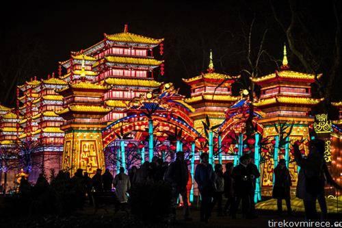 фестивал на светилките во Франција