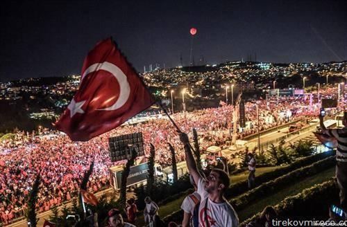 Во Турција заврши вонредната состојба која беше воведена во јули 2016 година