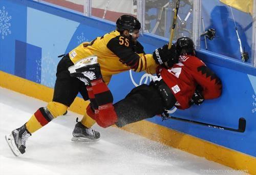 болеше ли, од фИналето во хокеј на ЗОИ