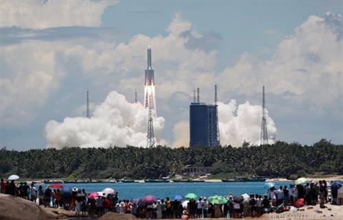 И Кина лансираше ракета кон Црвената планета, Марс