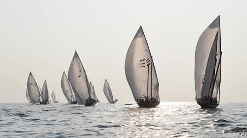 едрење во заливот на Емиратите