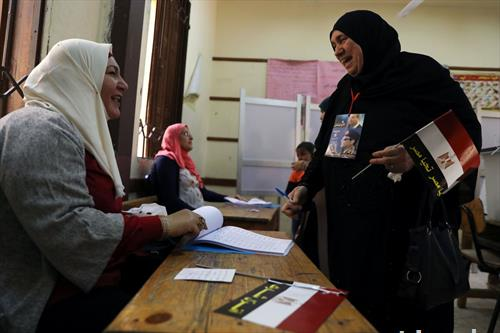 во Египет се гласа за претседател, три дена
