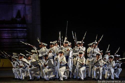прослава на индиската морнарица