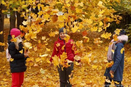 есен во санкт петерсбург русија