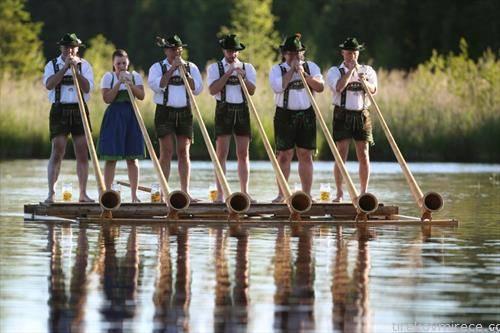 фестивал на  хорна во Јужна германијана