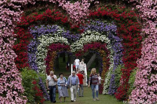 фестивал на цвеќето во гад во Литванија