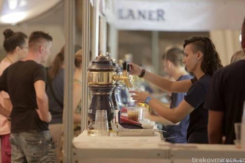 Во Белград се случува фестивал на пивото