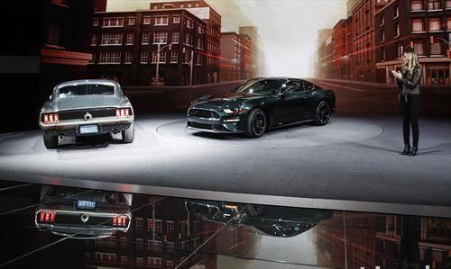 се претставува нов модел на автомобил