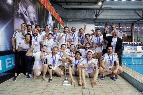 екипата на марсеј го освои ЛЕН купот во ватерполо