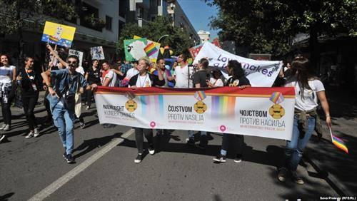 парада на гордоста и во Црна гора, Подгорица
