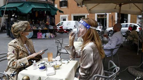 кафе муабет во Рим