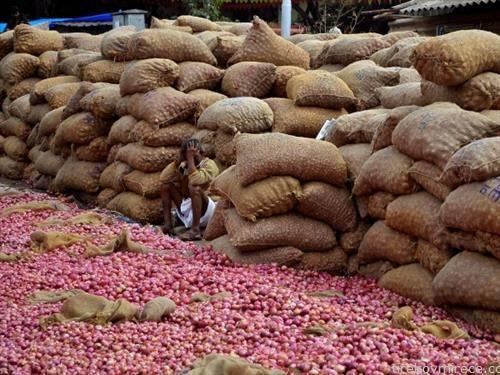 продавач на кромид во Индија