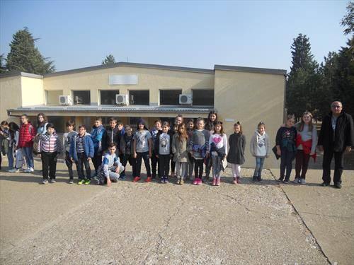 на заклетвата присуствуаа и ученици од ОУ Васил Главинов