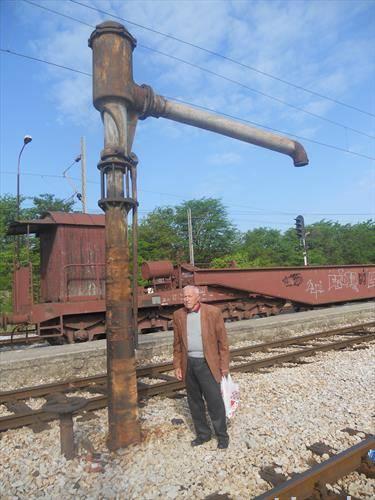 старите апаратури на железничка