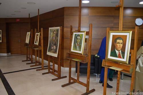 изложба портрети Рацин