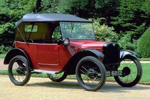 Остин Севен автомобил